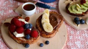 French Toasts