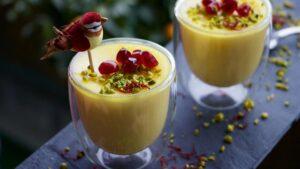 Fereni – persische Safran-Crème