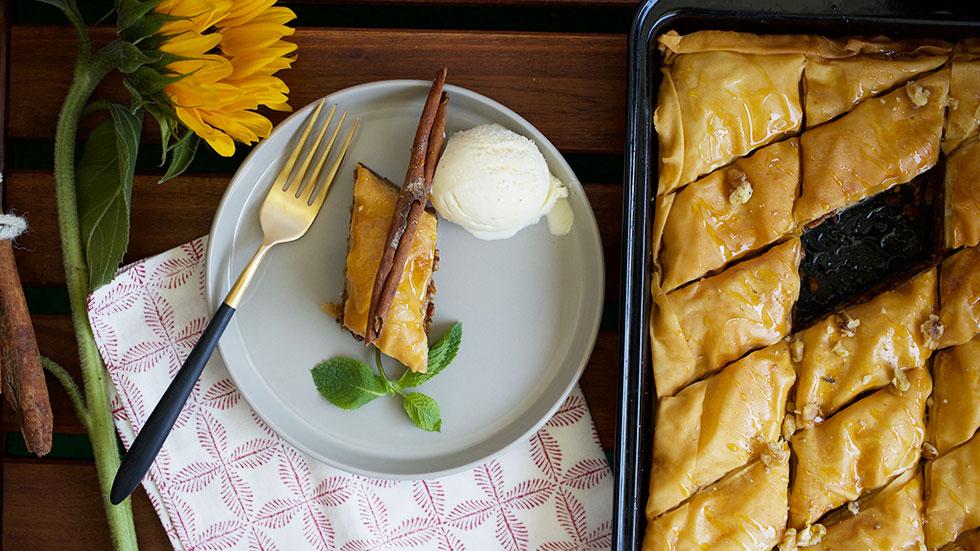 Baklava – Orientalisches Dessert