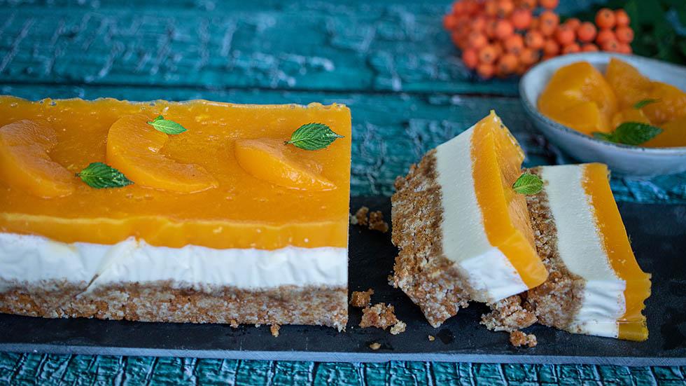 pfirsich-ricotta-dessert